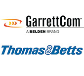 Garrett & Tomas Betts logos