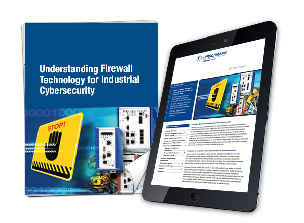 Understanding Firewall Technology for Industrial Cybersecurity