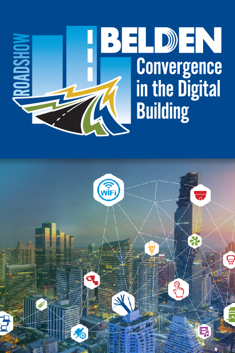 Convergence in the Digital Building Roadshow