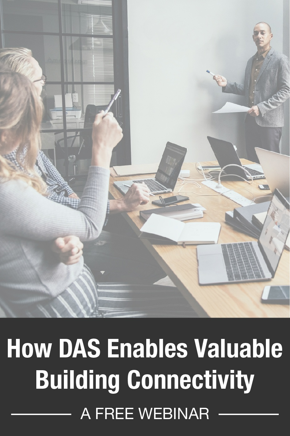 How DAS Enables Valuable Building Connectivity