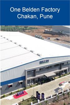 One Belden Factory Chakan, Pune