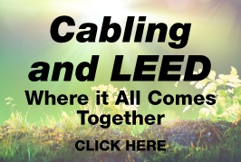 Cabeling and LEED, Where it All Comes Together White Paper