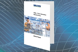 TSN - Time Sensitive Networking White Paper
