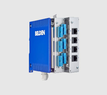 Industrial Ethernet Patch Panel
