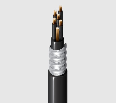 Teck 90 Cable (600 V & 1000 V Multi-Conductor)