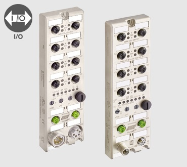 LioN-Power Ethernet I/O Modules
