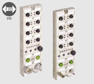LioN-Power Ethernet I/O Modules