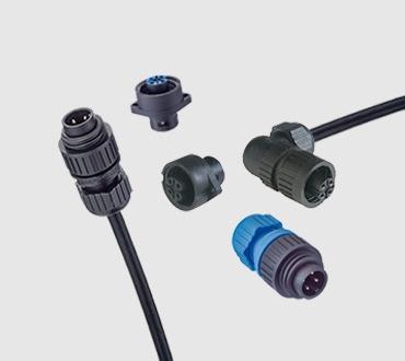 CA Series - Circular Power Connectors