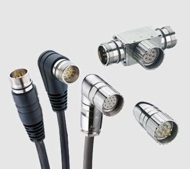 M23 Series - Circular Connectors