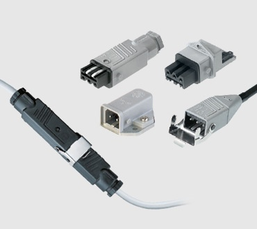 Rectangular Power Connectors (ST Series)