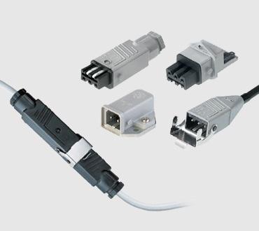 Rectangular Power Connectors (ST Series)