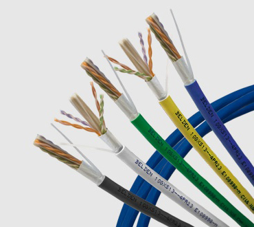 Category 6A Cables