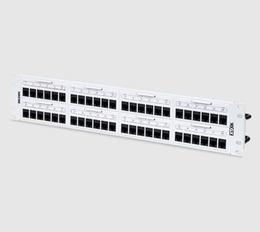 White REVConnect Patch Panels