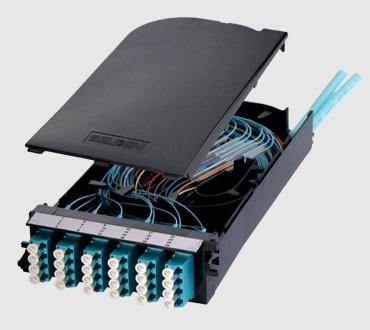 Data Center Fiber Splice Cassettes