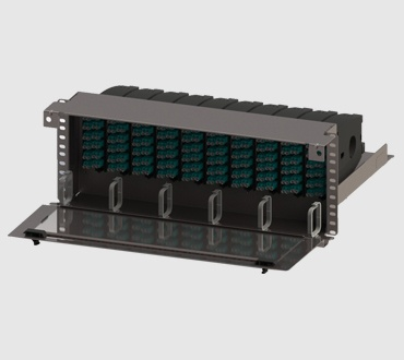 patch panels shelf