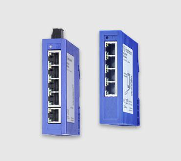 GECKO 5TX Industrial Ethernet Switch