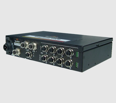 Magnum 6KM Mobile Ethernet Switches