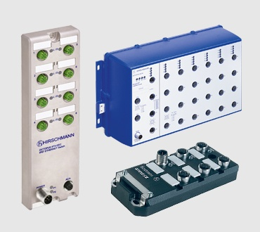 Managed and Unmanaged OCTOPUS Switches and Routers