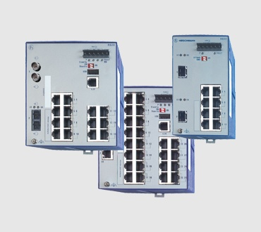 RSB20/RSB30/RSB40 Ethernet Switch