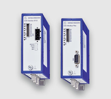 OZD Genius G12 and OZD Modbus Plus G12