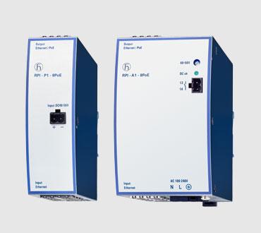 Power over Ethernet (PoE) Injectors