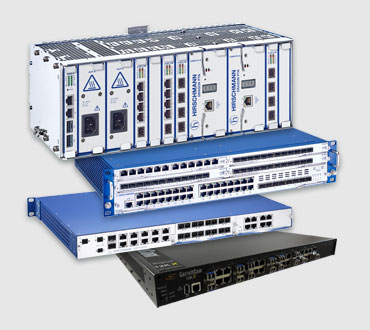Managed Rack Mount Switches