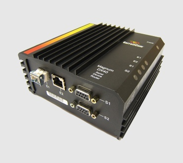 router magnum dx40 serial device