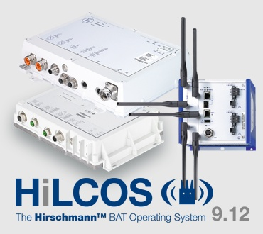 HiLCOS 9.12 Software