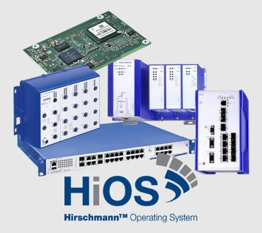 HiOS - Hirschmann Operating System