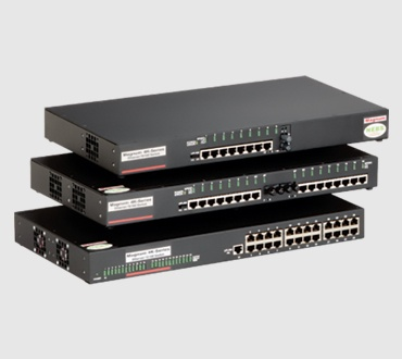 Magnum 4K Series Ethernet Switches