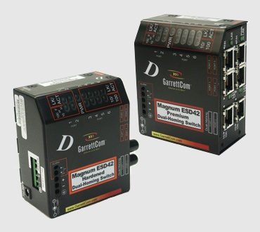 unmanaged switch magnum esd42