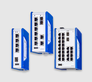 unmanaged switch spider 3 standard line