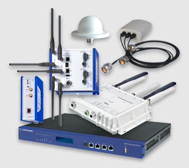 Industrial Wireless LAN Solutions
