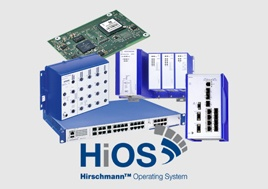 HiOS Hirschmann Operating System