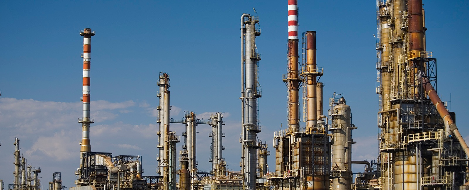 Oil Refinery Uses Industrial Wireless For Remote Monitoring