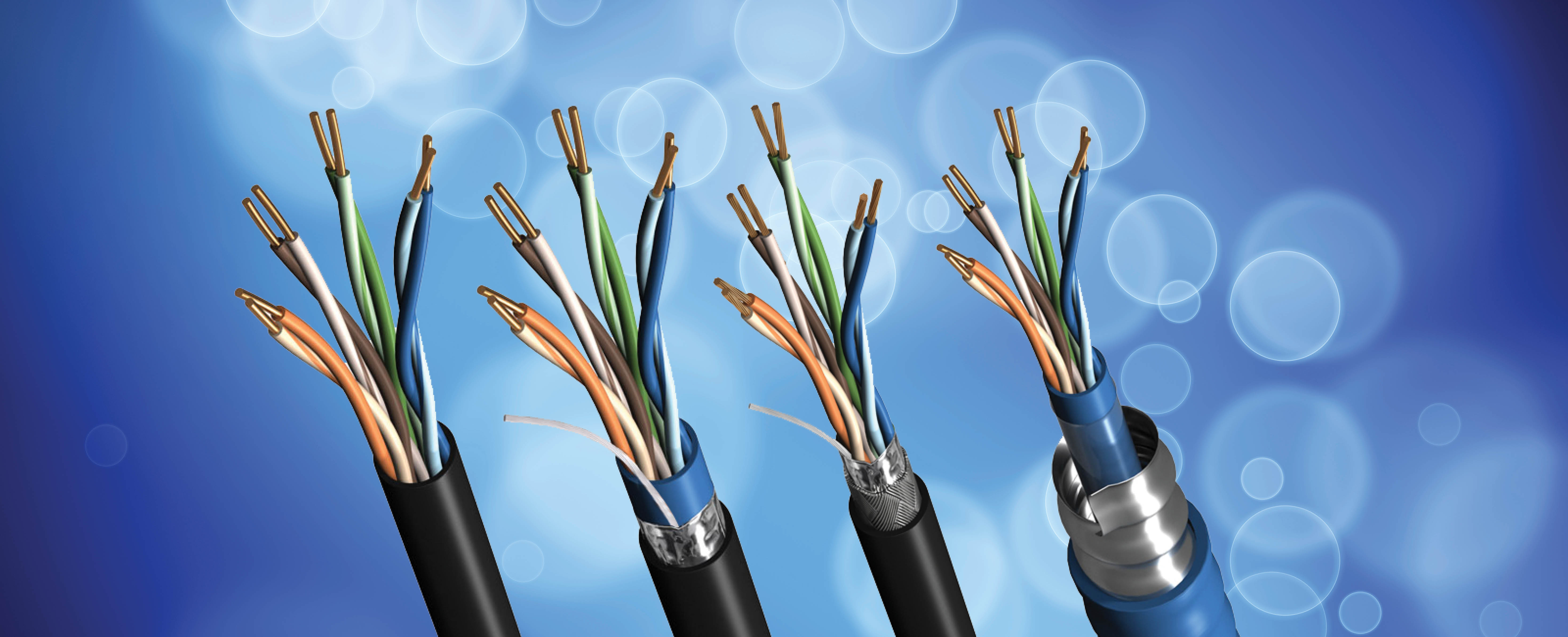 The Ultimate 600V Ethernet Cable for Heavy Industry
