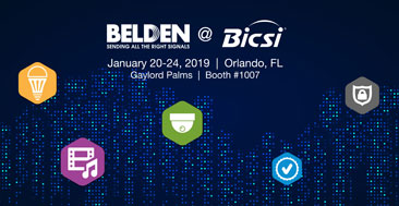 Belden at Bicsi