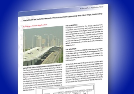 Garrettcom 6K Switches Thea Crosstown Expressway Application Note