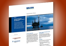 Implementing Cyber Security In Offshore Oil Gas Platforms Application Notes
