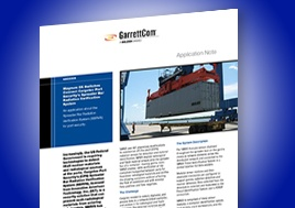 Magnum 6K Switches Connect Cargotec Port Security Application Note