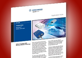 Hirschmann Wireless Lan In Trains Application Notes