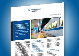 Wi Fi Integration With Existing Railway Onboard Ethernet Technology Application Note
