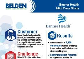 Banner Health Mini Case Study