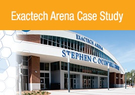 Exactech Arena At The Stephen C O Connell Center Case Study