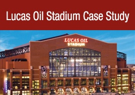Lucas Oil Stadium Case Study