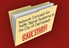 Network Concept For Traffic Signal Systems In Darmstadt Case Study