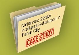 Qinjiandao 220kV Intelligent Substation in Tianjin City