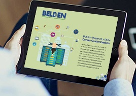 Belden Supports Data Center Customization eBook