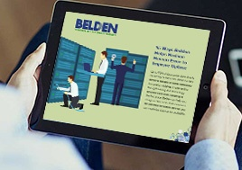 15 Ways Belden Helps Reduce Human Error To Improve Uptime eBook