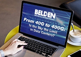 From 40G to 400G: Is the Sky the Limit in Data Centers?